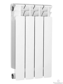 Радиатор алюминиевый Gekon Al 500 04