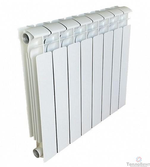Радиатор алюминиевый Gekon Al 500 08
