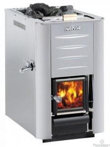 Банная печь Harvia 20 ES Pro Steel