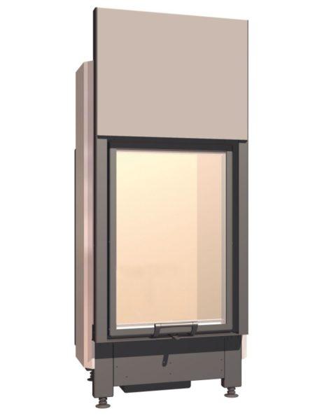 Топка с прямым стеклом Schmid Lina 4580 h