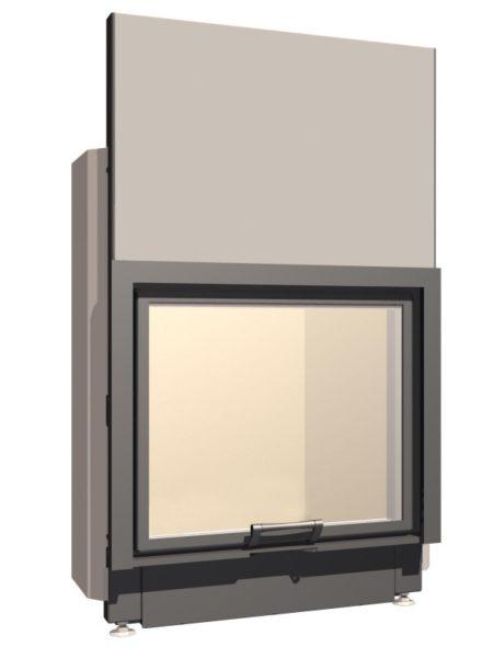 Топка с прямым стеклом Schmid Lina 7363 h