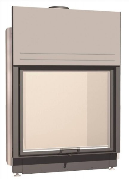Топка с прямым стеклом Schmid Lina 8770 h