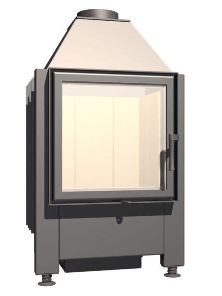 Топка с прямым стеклом Schmid Lina GT 45