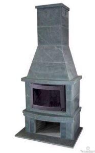 Облицовка Теплый камень FS 7-1