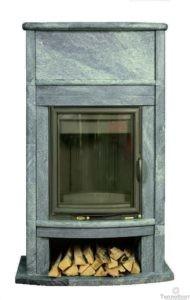 Облицовка Теплый камень WS 5