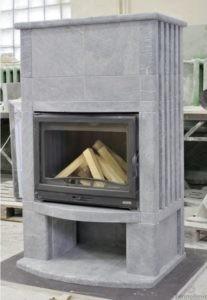 Облицовка Теплый камень WS Радиатор